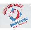 SMOKEYWOOD 東日本大震災 復興支援 チャリティーTシャツ JUST ONE SMILE画像