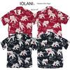 IOLANI 102307 ハワイアンシャツ Kingyo since1953 MADE IN HAWAII画像