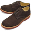 WALK OVER DERBY CLASSICS CHOCOLATE SUEDE W32205画像