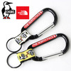 THE NORTH FACE ×CHUMS Key Keeper Carabiner キーキーパーカラビナ NN83908画像