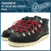 Danner MT.RIDGE MID CRISTY Black 4026-BK画像