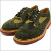 A BATHING APE × MARK McNAIRY 1ST CAMO WING TIP OD画像