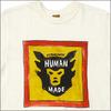 HUMAN MADE × BEAMS ロゴプリント Tシャツ#017 WHITE画像