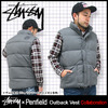 STUSSY × Penfield Outback Vest 0150112画像