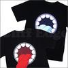 Original Fake CIRCLE TEETH Tシャツ画像