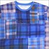 Whiz TRANS Tシャツ BLUE画像