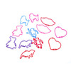 Silly Bandz シリコンブレスレット CHAT PACK COLLECTION #1画像