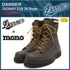Danner ×mono magazine ZACHARY ESB DK.Brown D-3004画像
