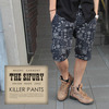 SiFURY KILLER PANTS(BLACK) SMKT013画像