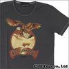 roar x BACK BONE roar 10th ANNIVERSARY OVERDYED Tシャツ GRAY画像