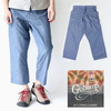 GOHEMP VENDOR LEGGINGS PANTS DOT CHAMBRAY GHP1034DCH画像