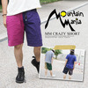 Mountain Mania CRAZY SHORTS(3カラー) m-4170040画像