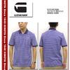 G-STAR RAW ストライプ ポロシャツ 84902-4366画像