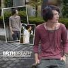 BRTHBREATH 7/S フェイクレイヤードカットソー(3カラー) 55084020画像