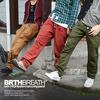 BRTHBREATH ウエストリブイージーパンツ(3カラー) 55184019画像