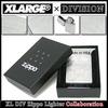 X-LARGE ×DIVISION XL DIV Zippo Lighter M9C12043画像
