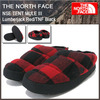 THE NORTH FACE NSE TENT MULE III Lumberjack Red/TNF Black NF01277画像