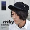 montage CORDUROY WORK CAP (2カラー) 0823002画像