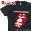 mastermind JAPAN × THEATER8 × The Rolling Stones Tシャツ画像