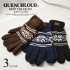 QUENCHLOUD KNIT GLOVE (3カラー) QL-02459画像