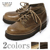 VIBERG BOOTS OLD OXFORD #145 Vintage Chrome Exel ICE MOCHA画像