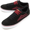 LAKAI MANCHESTER SELECT BLACK SUEDE画像