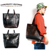 CORONADO LEATHER Horween CXL Collection #Travel Tote Bag画像
