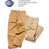 Buzz Rickson's EARLY MILITARY CHINOS 1945 MODEL ノンウォッシュ M43035画像