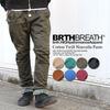 BRTHBREATH ツイルヌーベルリブパンツ 55185032画像