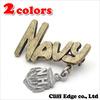 NEIGHBORHOOD NAVY/M-PINS BADGE画像