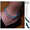 Colina Yazzie Round Beads Anklet画像