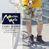 Mountain Mania CAMO SHORTS 41700108画像