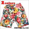 JOY RICH SUNRISE BLOSSOM SHORTS画像