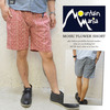 Mountain Mania MOSIC FLOWER SHORTS 41700106r画像