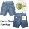 KEY INDUSTRIES Painter Shorts KE6008-127画像