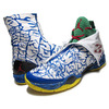 "NIKE AIR JORDAN XX8 ""Do The Right Thing"" wht/g.red-p.blu 555109-106画像"