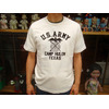 "THE REAL McCOY'S AMERICAN ATHLETIC Tシャツ ""CAMP HULEN"" MC13001画像"