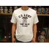 "THE REAL McCOY'S AMERICAN ATHLETIC Tシャツ ""CAMP HULEN"" MC13001画像"