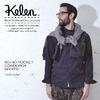 "Kelen 60/40 POCKET CORDUROY SHIRTS ""COCTEAU"" KL13WSH4画像"