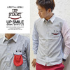 UPSTART UP SMILE CLERIC SHIRT 43864006画像