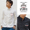 UPSTART UP SMILE MULTI DOT SHIRT 43865011画像