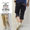 UPSTART UP SMILE CROPPED CHINO PANTS 43165021画像