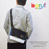 beruf CORDURA MESSENGER BAG SMALL画像
