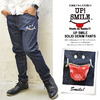 UPSTART UP SMILE SOLID DENIM PANTS 43164010画像