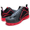 "NIKE AIR GRIFFEY MAX 360 ""SAFARI"" c.gry/a.red-blk 538408-006画像"