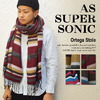 AS SUPER SONIC Ethnic Stole KST-1007画像