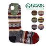rasox JACQUARD WOOL CREW CA132CR04画像