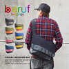 beruf CORDURA MESSENGER BAG 3 (MEDIUM)画像