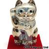 Baccarat CRYSTAL 招き猫 GOLD画像