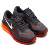 NIKE AIR MAX 2014 GS ANTHRACITE/SAIL-LIGHT CRIMZON/ATOMIC ORANGE 631334-002画像